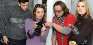 3 Monate Foto Seminar (Okt-Dez 2011)